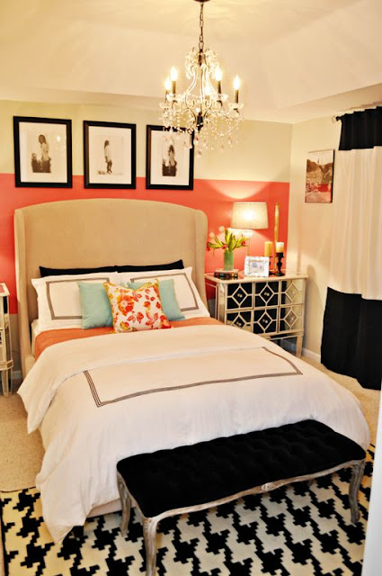 Live Laugh Decorate A Seductively Sexy Master Bedroom Reveal