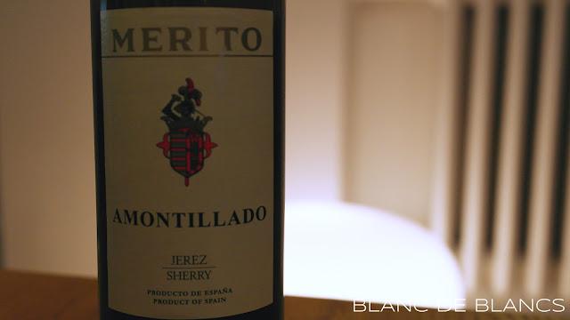 Merito Amontillado - www.blancdeblancs.fi