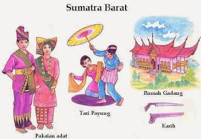 Bermacam Tari Kesenian dari Sumatera Barat