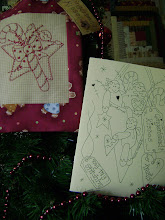 NEW! GINGERBREAD KISSES STITCHERY BOOKLET