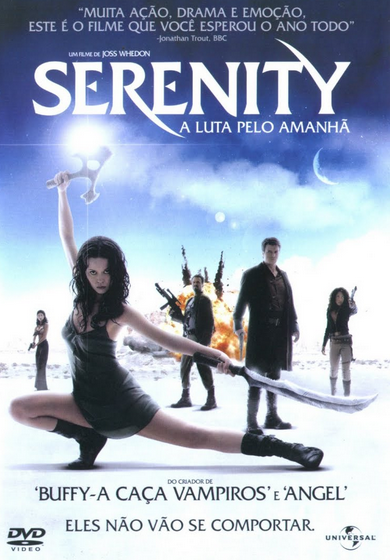 Serenity – A Luta pelo Amanhã – Dublado