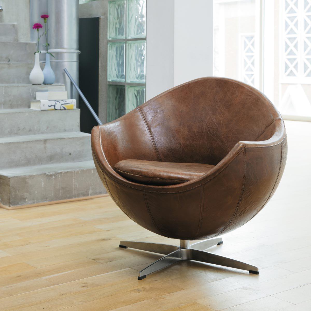 Club maison du monde elegant fauteuil linara orange mad for Club maison du monde