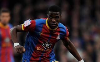 Manchester United confident of landing Zaha after making opening £6m bid for Palace star