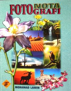 Buku NOTA FOTOGRAFI