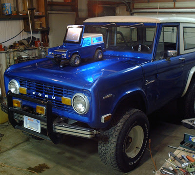 Cars Picture Info Ford Bronco