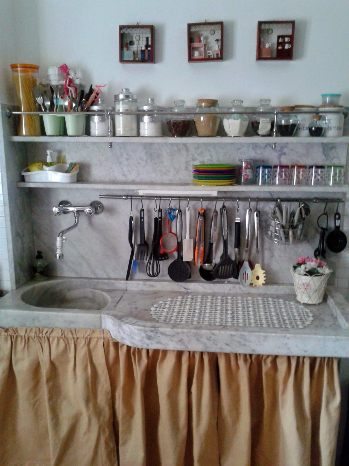 my kitchen - contest la food-blogger cucina qui!