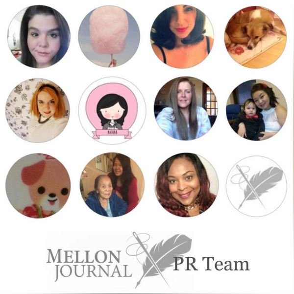 I'm on the PR Team for Mellon Journal