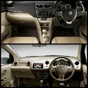 So in terms of styling & body dimensions, Thumbs up for the Honda Amaze.