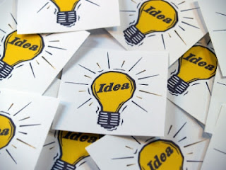 Bunch of ideas
