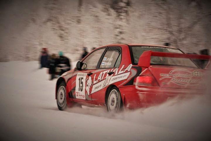 Arctic Rally 2015