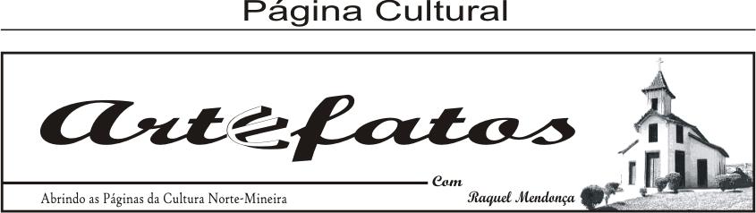 Página Cultural Arte e Fatos.
