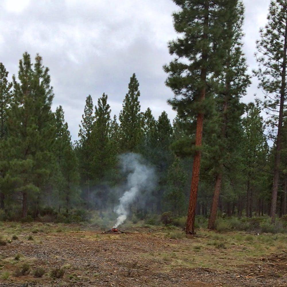 Campfire walkoff