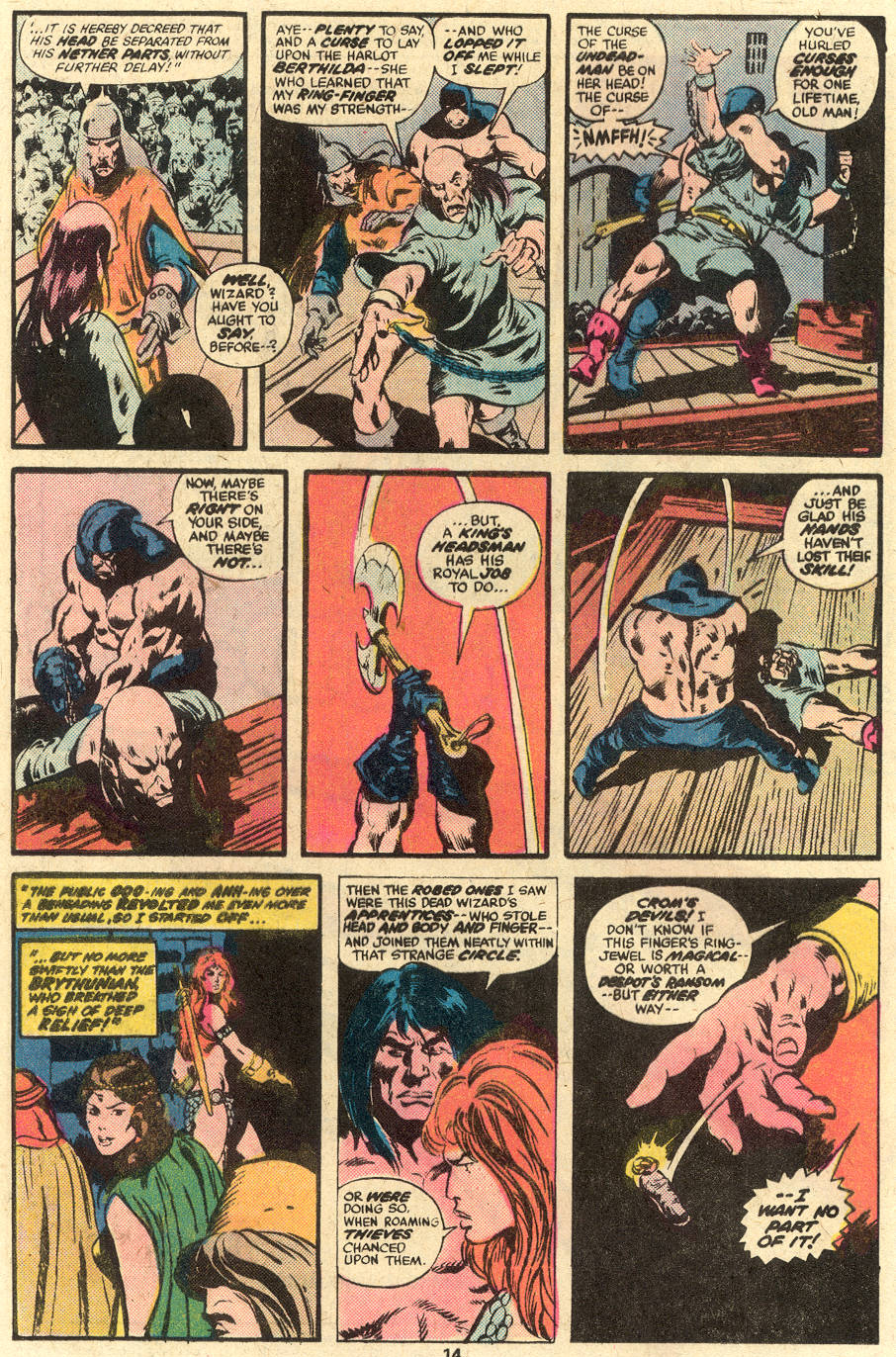 Conan the Barbarian (1970) Issue #78 #90 - English 9