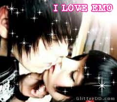 Gambar Wallpaper Emo Love : Foto Emo Kiss Kartun Auto Design Tech