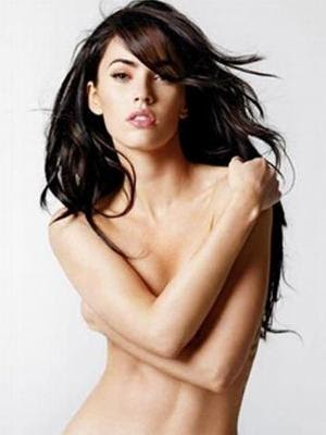 Back to Hot: Megan Fox pose nude for Playboy Magazine