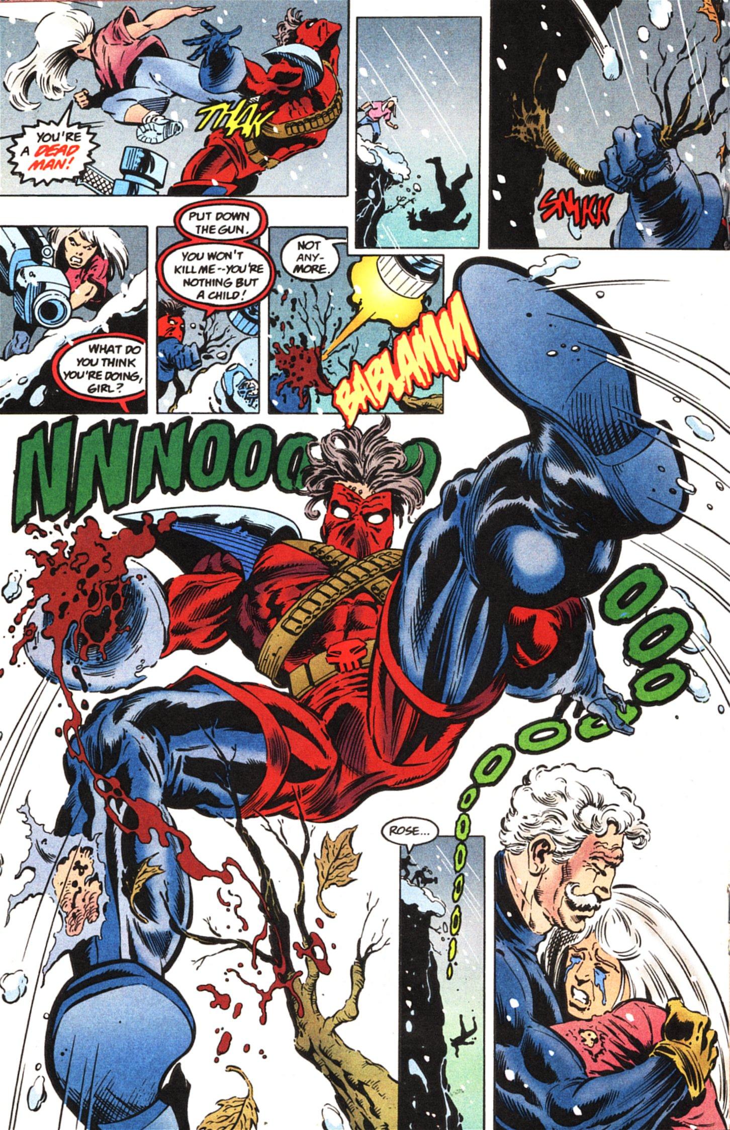 Deathstroke (1991) Issue #45 #50 - English 14
