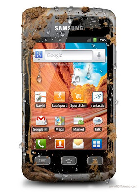 new Samsung S5690 Galaxy Xcover