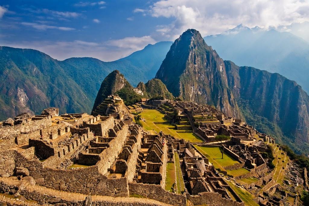 Machu Picchu – Perú