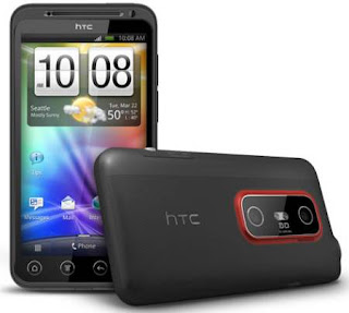 HTC EVO 3D and EVO View 4G Review