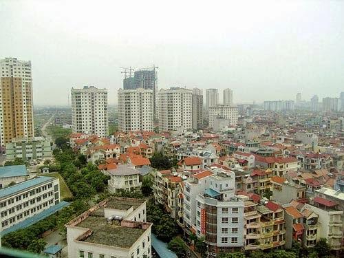 Thị trường chung cư Hà Nội: Qua thời giảm giá để bán căn hộ
