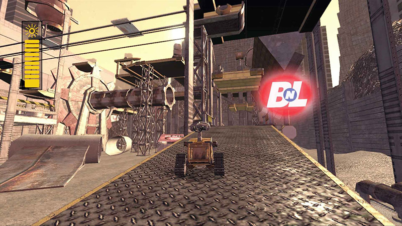 Wall-e games