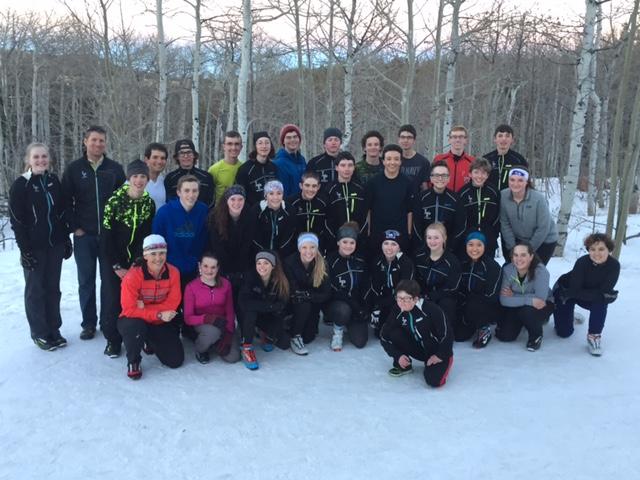 LHS Ski Team 2015