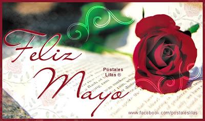 BIENVENIDO, MAYO.  MES DE LAS FLORES. Imagen+feliz+mes+de+mayo+11