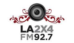 La 2x4 FM - 92.7 FM