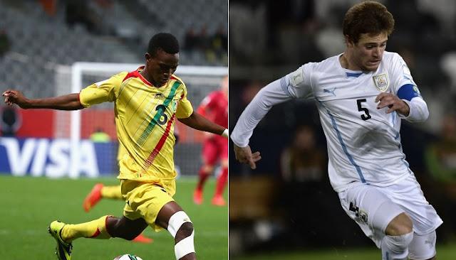 Uruguay vs Mali en vivo