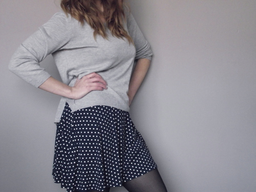 primark-polka-dot-dress