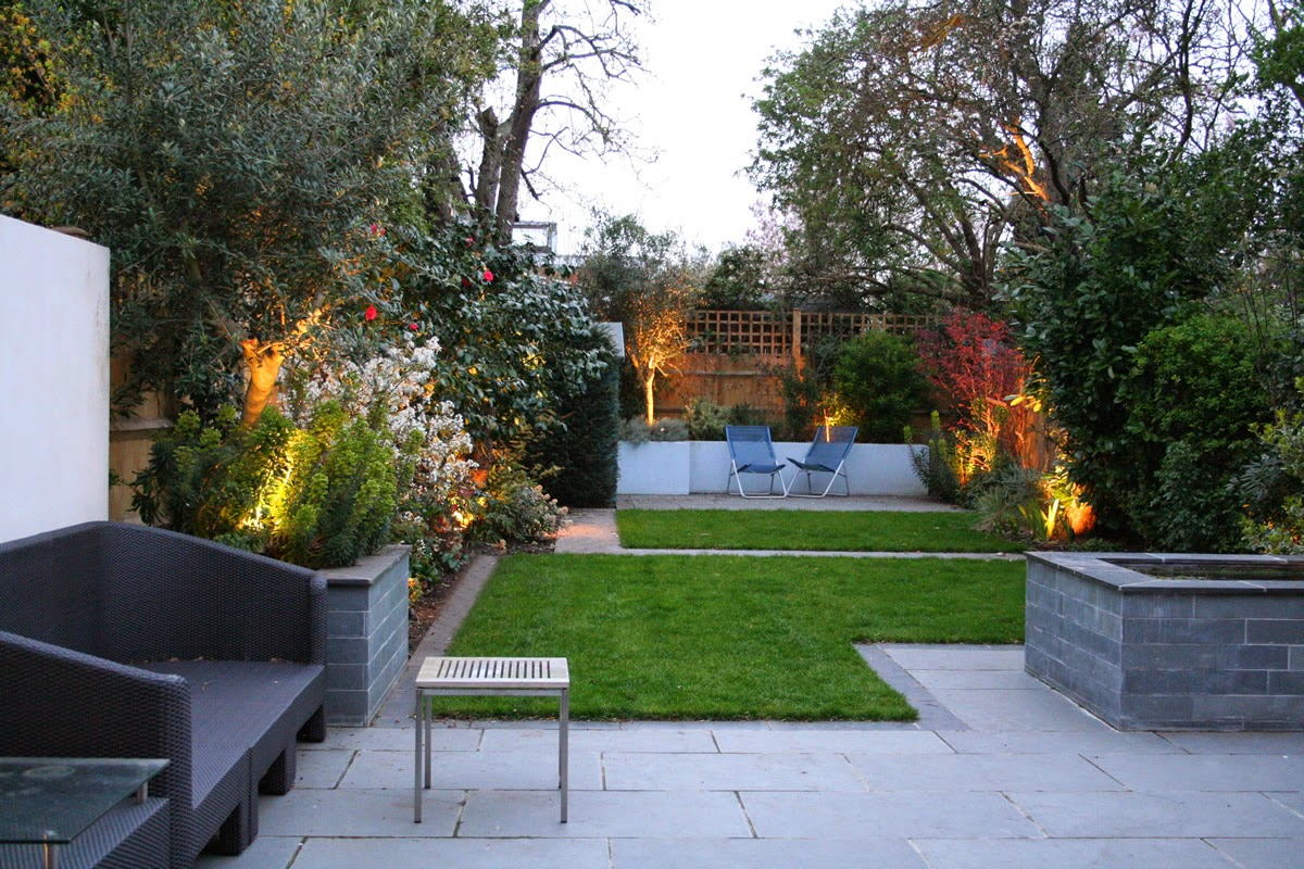 Terrace garden designing ideas freshnist design - Garden design terraced house ...