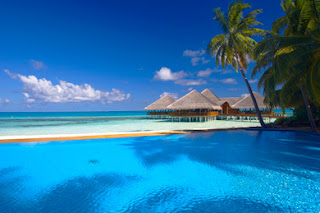 Maldives Best Tropical Island