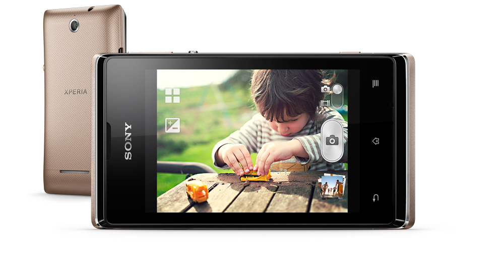 Fitur dan Spesifikasi Sony Xperia E dual