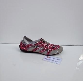 Sepatu Casual wanita, sepatu gaya wanita, sepatu casual motif wanita