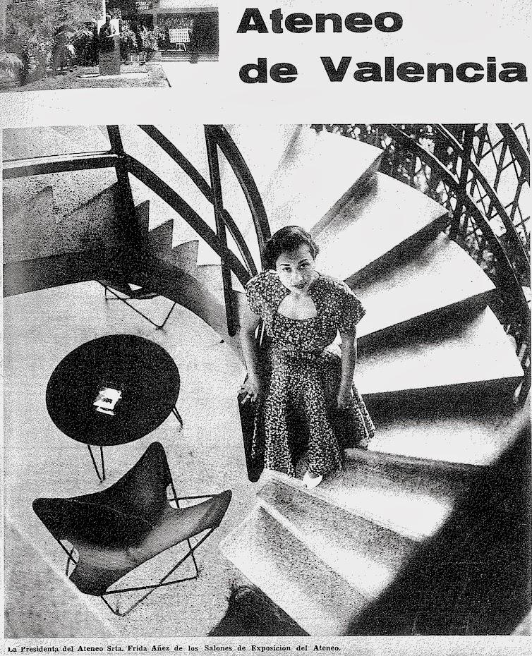 La historia de Frida Añez en Carabobo a partir de 1950
