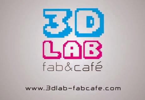 1º café de impresión 3D en México ¿Qué? Lo mismo pensé