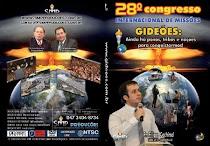 DVD gideões 2010