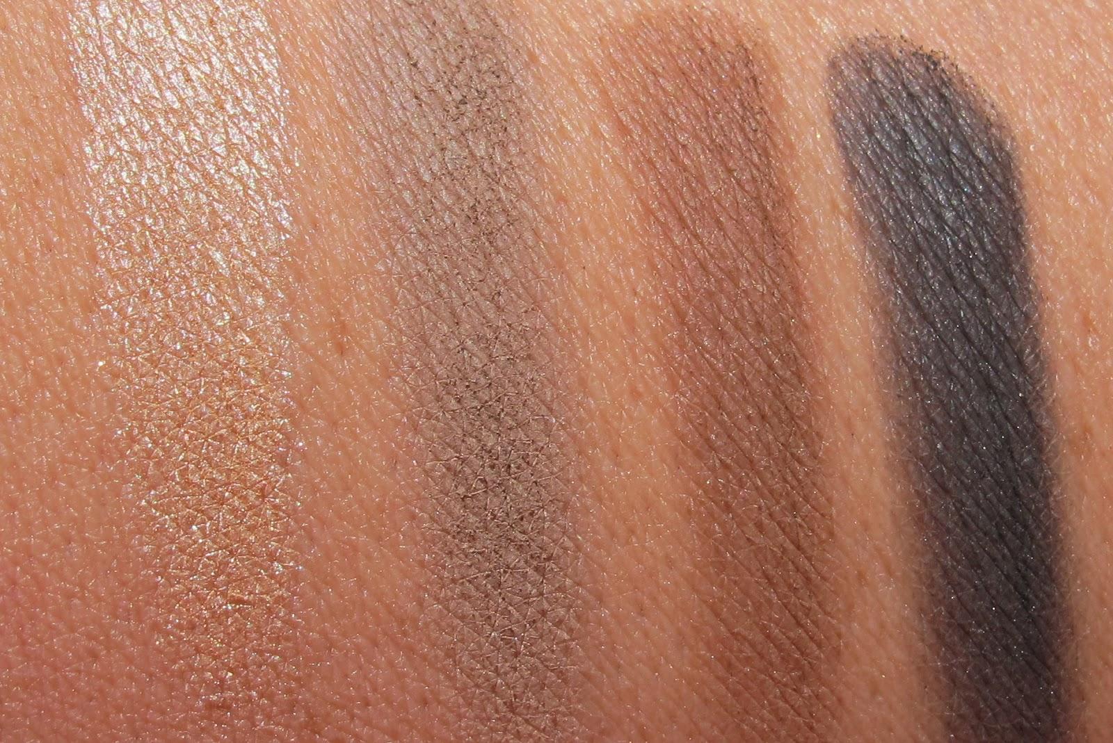 Lvmakeup September 2015 Anastasia Beverly Hills Illuminators Rivera Flash Capture Sepia Closeup