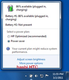 "Cara Menangani ""Consider Replacing Your Battery"" Pada Windows 7"