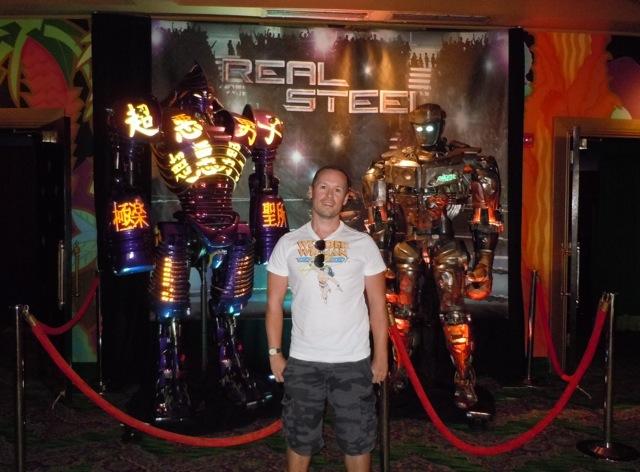 Jason meets Real Steel robots