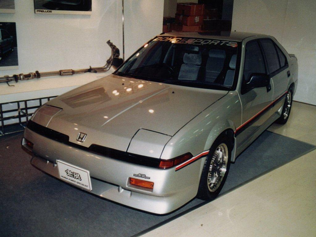 Honda Integra, Mugen, M-TEC, modyfikacje, przeróbki, tuning, specjalna wersja, japoński samochód, kultowy, znany