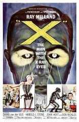 el hombre con rayos de x en los ojos 1963