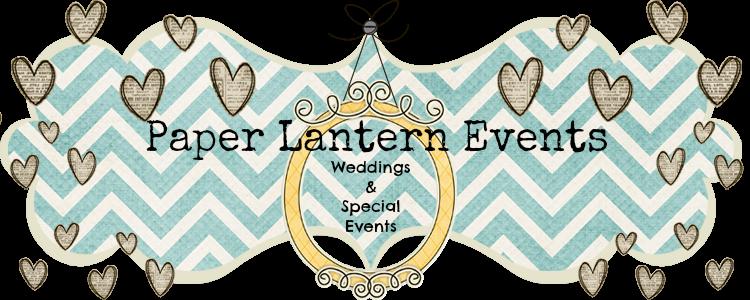PAPER LANTERN EVENTS