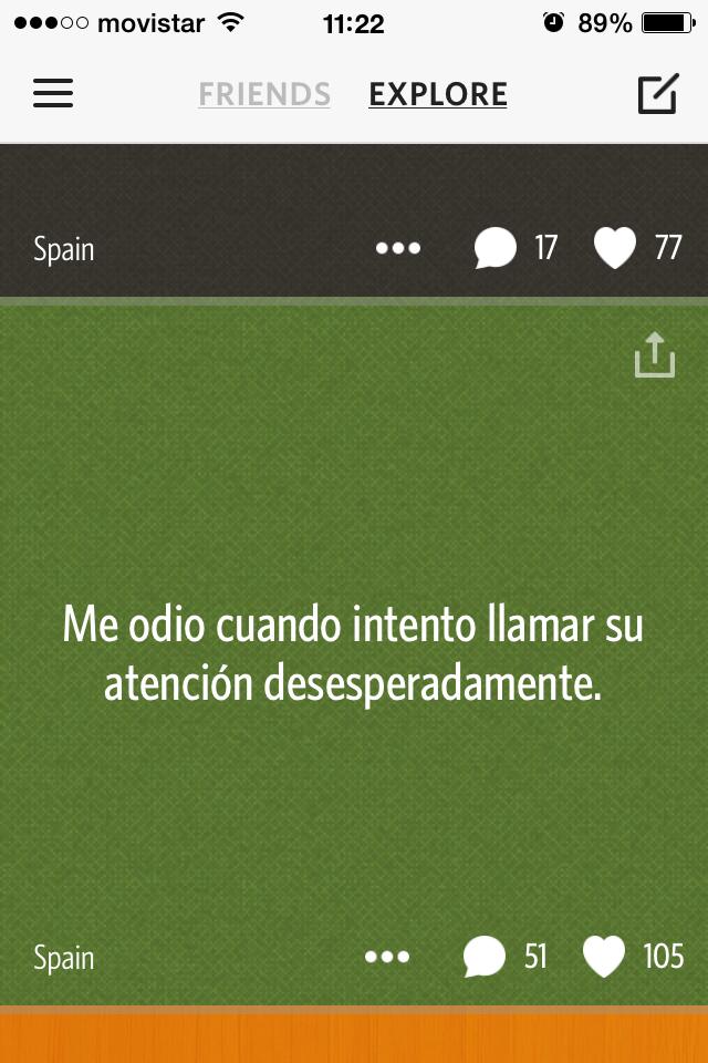 Descargar app secret en español para Android