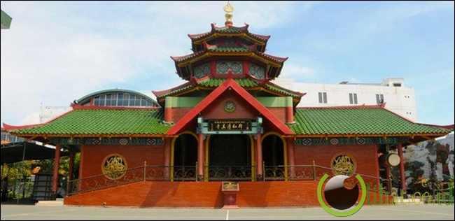 Masjid Cheng Hoo, Surabaya