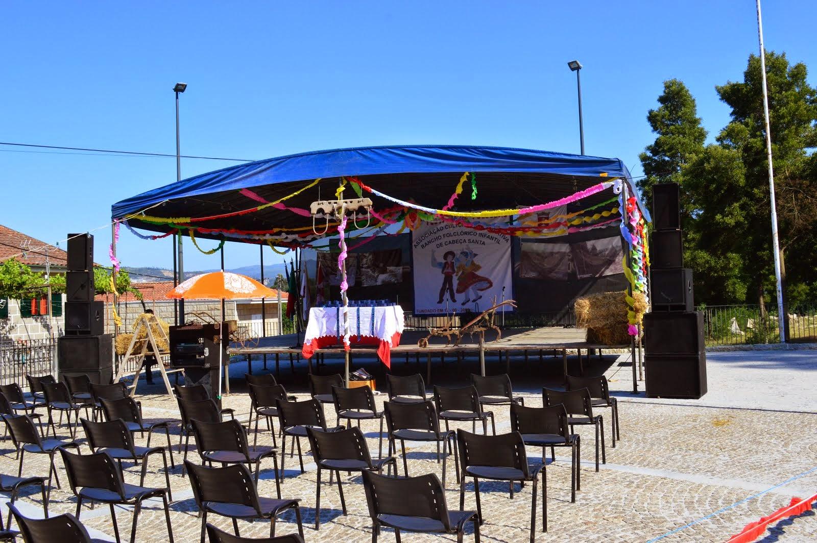 Festival de Folclore em Cabeça Santa - Penafiel