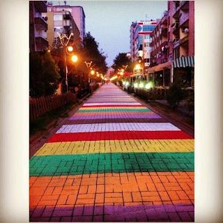 rainbow street diyarbakir
