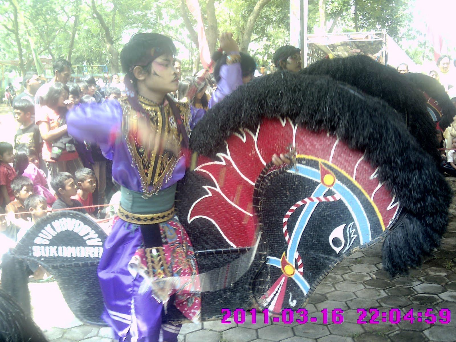 Kuda Ajaib Dari Nganjuk ~ Anang Dwijo Suryanto