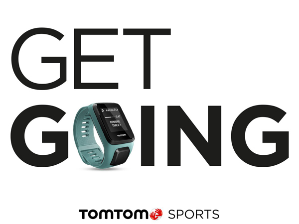 TomTom #GETGOING