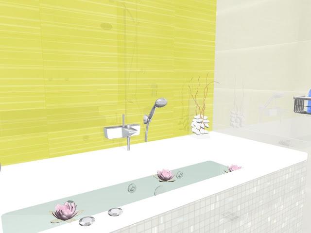 Nuestro Proyecto del mes: Un Baño de Matrimonio con Spa - Blog T&D